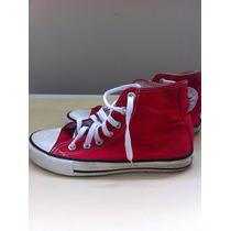 Zapatos Botin All Star Converse Talla 34,5 Unisex Usado