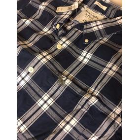 603d1e1237 Camisas Manga Corta Abercrombie Fitch - Hombre en Ropa - Mercado ...