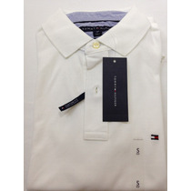 Camiseta Tommy Hilfiger Tipo Polo 100% Original