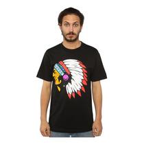 Black Scale Para Hombre El Blvck Jefe Camiseta Estampada