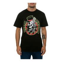 Mishka Para Hombre De La División De Muerte Camiseta Estamp