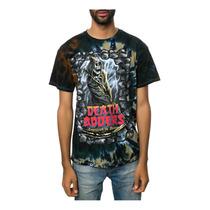 Mishka Para Hombre, El Inmortal Cyco Reaper Camiseta Estampa