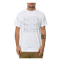 Fourstar Clothing Para Hombre Textil Pirata Camiseta Estampa