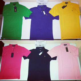 e006f3ca55037 Camisetas Ralph Lauren Mujer - Mercado Libre Ecuador