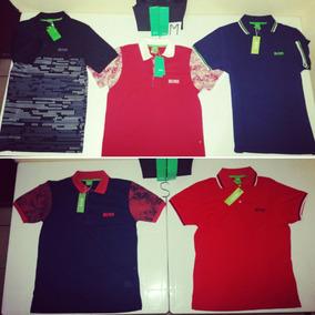 d36fecae86d3a Camisetas Tipo Polo Hugo Boss - Ropa - Mercado Libre Ecuador