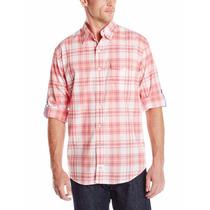 Camisa Izod Hombre Originales Talla S. Gran Oferta