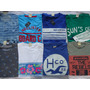 Camisetas T-shirt Hollister Large Small