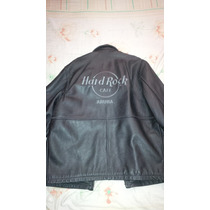 Chaqueta Hard Rock Aruba Talla M Original Impecable