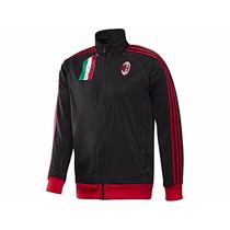 Chaqueta Adidas Ac Milan Hombre, Original¡ Envio Gratis.