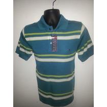 Chemises Tommy Hilfiger De Rayas ((envio Gratis)