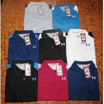 Chemises Under Armour Polo 8 Bellos Colores S M L Xl