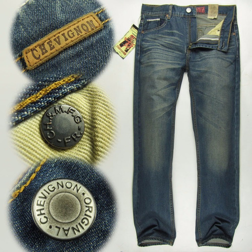 hombre chevignon jeans