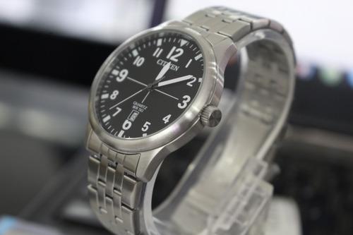 hombre citizen reloj
