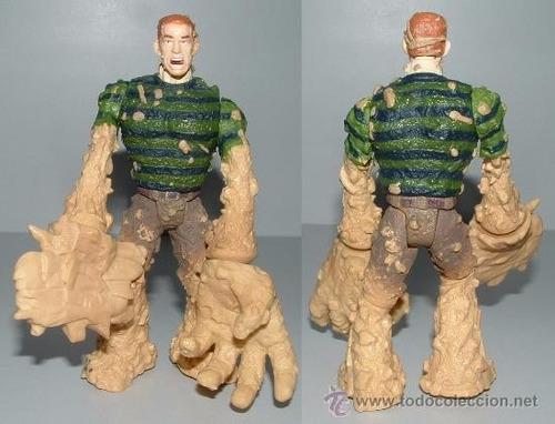 hombre de arena personajes de spiderman originales hasbro