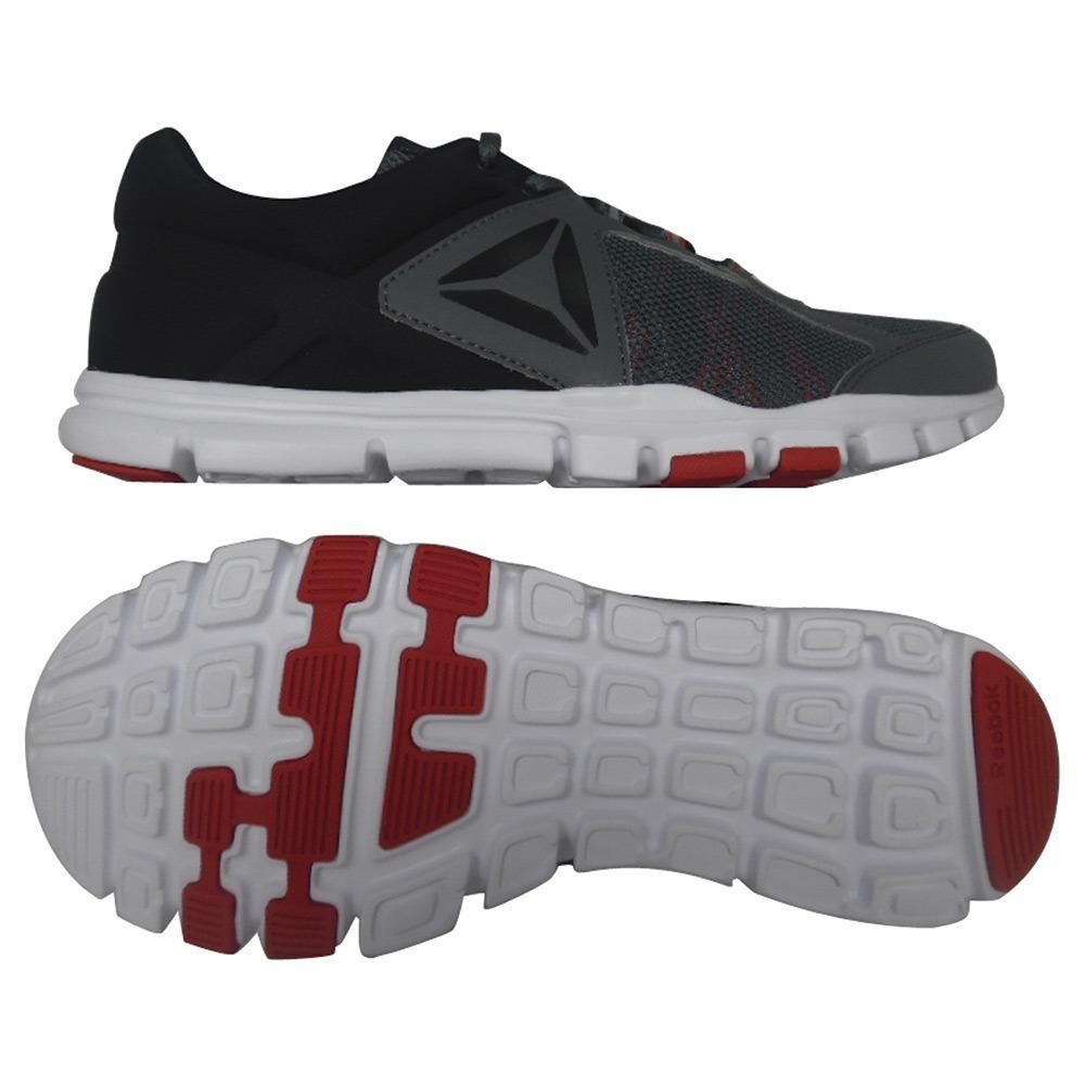 Tenis Reebok Yourflex Train 9.0 Hombre Gym Correr Run Deport ... 38bff56bd25d1