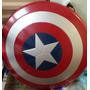 Escudo Capitan America Adulto 65cm Original Marvel No Rebajo