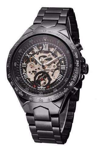 hombre exclusivo reloj