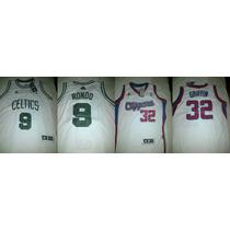Camisetas De Basket Nba - Lakers/ Chicago / Los Celtics