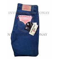 Blue Jeans Levis 501 Para Caballeros