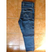 Pantalon Bluejean Industrial, Talla 34, Tres Costuras, Nuevo