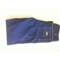 Pantalon Diario Industrial De Caballero 3 Costura Talla 34