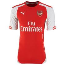 Camiseta A1 2015 Microperforada Manchester United Y Arsenal