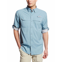Camisa Columbia Low Drag Offshore Original Talla S