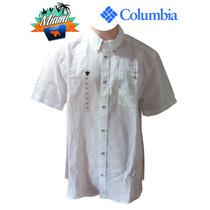 Camisa Para Caballero Marca Columbia