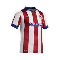 Camiseta 2015 Microperforada Atletico Madrid Manchester City