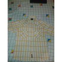 Camisa Guayabera Quisilver 100% Original