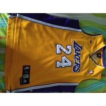 Franela Basketball Nba Talla Xl Lakers Nueva