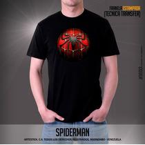 Franelas Estampadas Superheroes!! Nueva Colección 2014!!