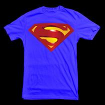 Franelas Superman (s-m-l)