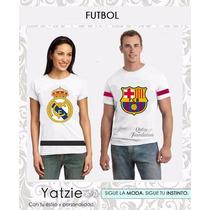 Franelas Real Madrid