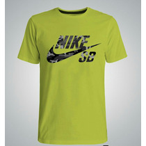 Franelas Quiksilver Hurley Rusty Nike Polo 100% Algodón