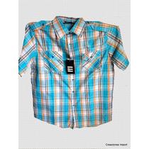 Camisas En Fashion Para Jovenes S M L Xl