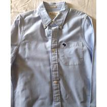 Camisas De Vestir Abercrombie And Fitch Originales Caballero