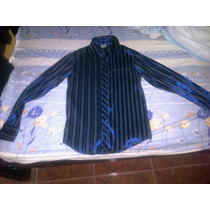 Camisa De Vestir Caballero Marca Styker ,talla S Nueva