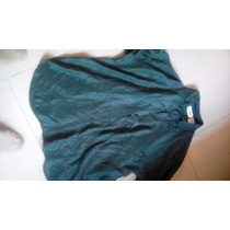 Camisa De Seda Unisex