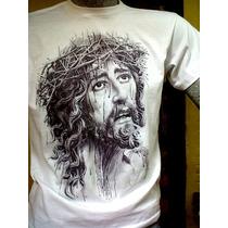 Franelas Religiosas,cristianas,jesus,personalizadas,