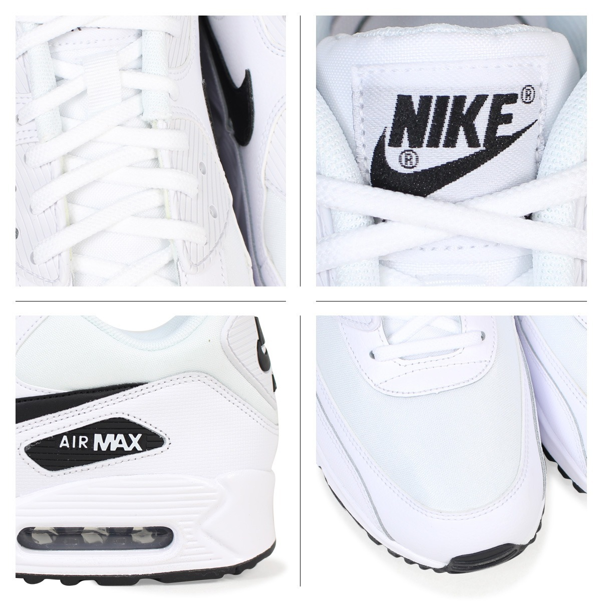 Zapatillas Hombre Mujer Nike Air Max 90 Essential Sneakerbox ... 326be1c4299