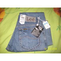 Pantalones(jeans) Lee Original, Regular Fit. P/hombre. 28x32