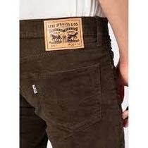 Pantalon Levis 501 Caballero Tela Pana