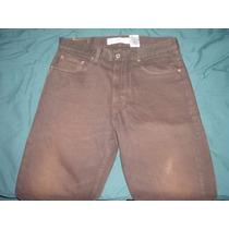 Pantalones Levis 505 Straight-fit 100% Original. Recortado