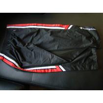 Pantalon Sport Negro Marca Champion Original Talla Xl