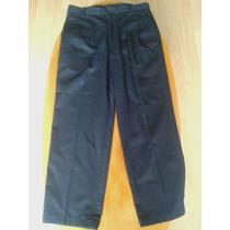 Pantalon Azul Oscuro Marca Dockers (32 X 30)