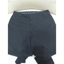 Pantalón Para Caballero Color Gris Oscuro Armi Talla 34