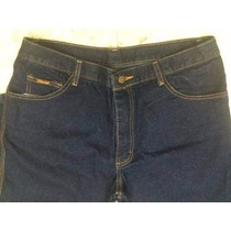 Pantalon Jean Caballero-dama Marca Diser 3 Costuras Obrero