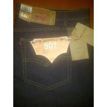 Pantalon Jean Levis 501 Talla 46 Caballero Nuevo
