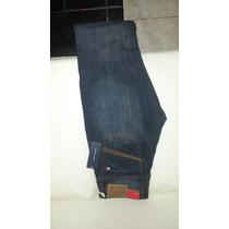 Pantalón Jeans Tomny Hilfilger De Caballeros